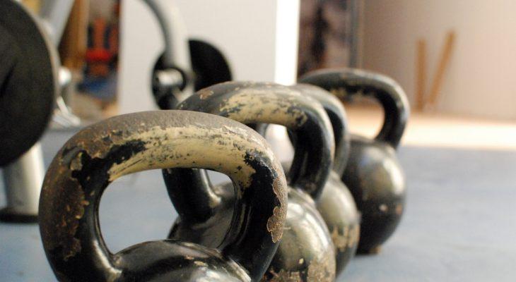 De voordelen van de Kettlebell oefeningen
